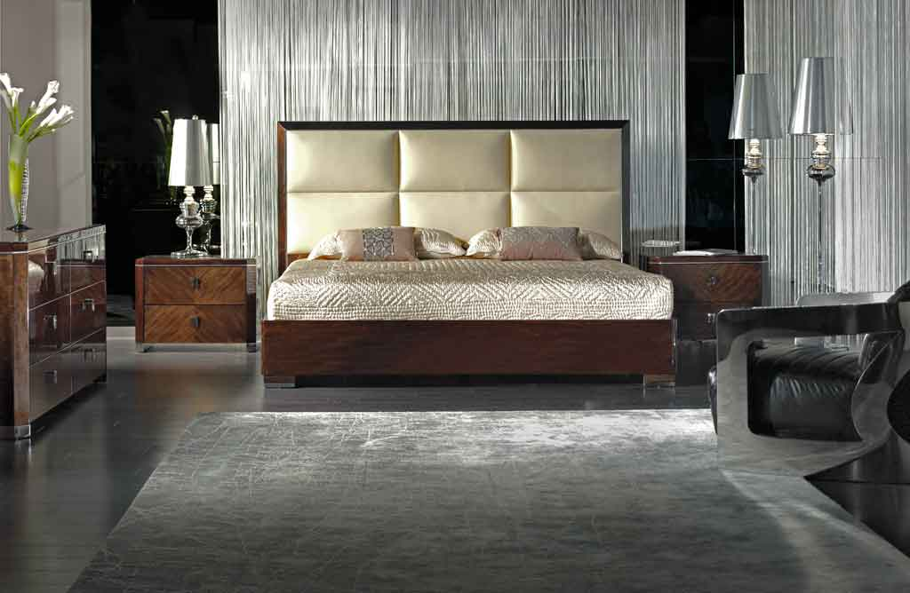 Artedi bedroom modern furniture - Contemporary bedroom furniture houston ...